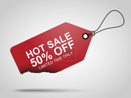 Hot Sale Tags
