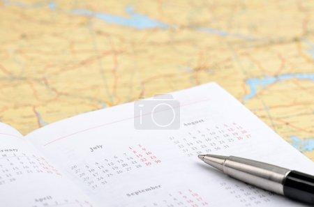 Planificación de vacaciones