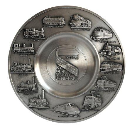 Bas-relief Railroad History