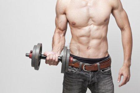 Fitness man