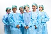 Přátelské skupiny lékařů