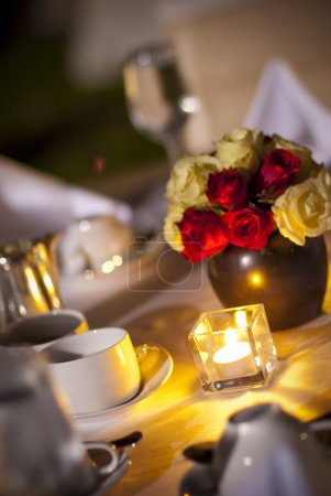 Photo for Table setting - Royalty Free Image