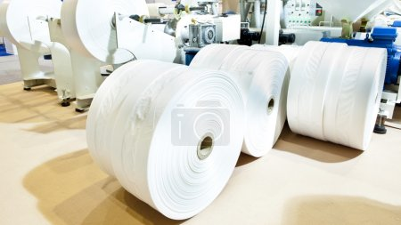 Plastic bag Industrial