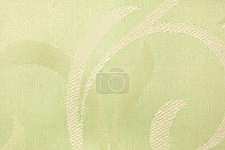 texture de tissu floral