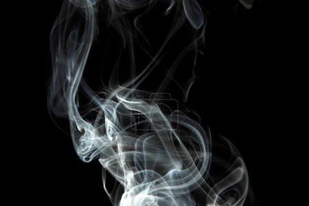 Photo for The smoke of incense - Royalty Free Image
