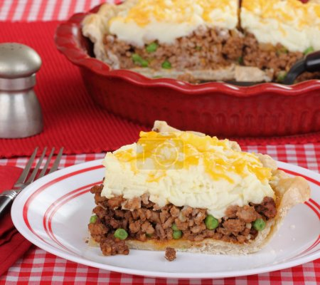 Shepherds Pie Slice