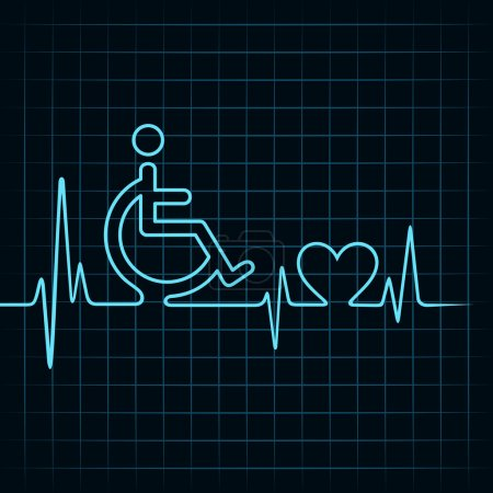 Handicapped and heart