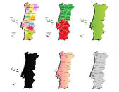 Portugal maps
