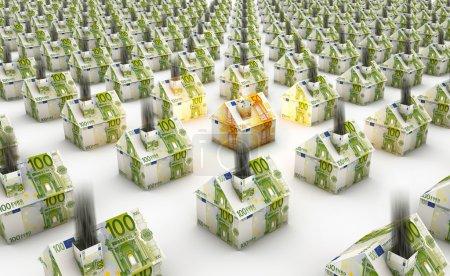 maison moins cher