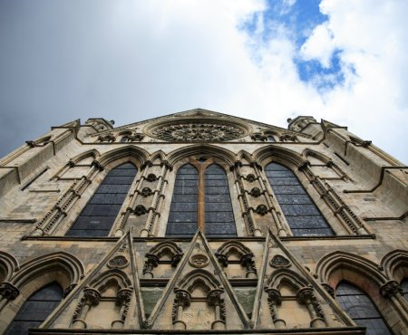 Windows of York Minster
