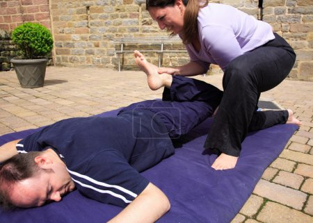 Mobilising the hips