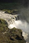 Powerfull waterfall