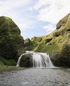 Stjornarfoss falls Iceland