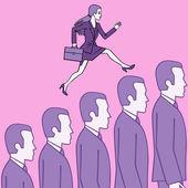 Female careerist