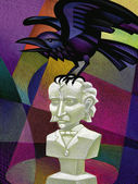 Illustration of Raven
