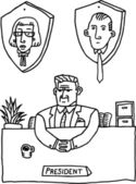 Illustration of Take No Prisoners