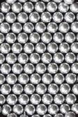 Raw plastic material gray granules