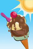 Sunny & Ice Cream