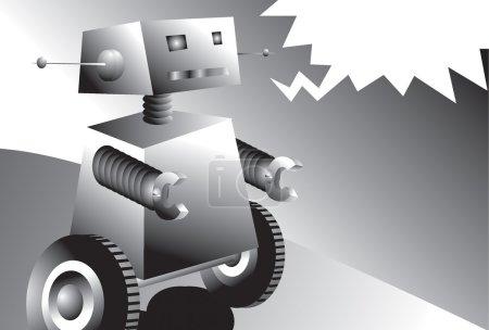 Talking Robot
