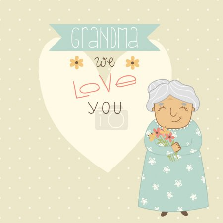 Card for Grandma.