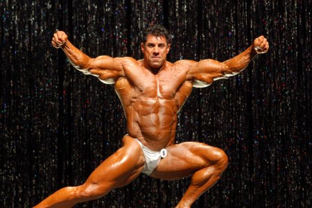 Photo for Taken at the Ironman Pro Bodybuilding Contest in Pasadena, CA - Royalty Free Image