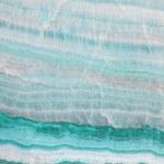 Blue granite texture