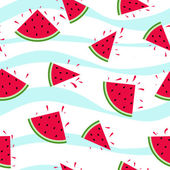 Vzor bezešvé meloun