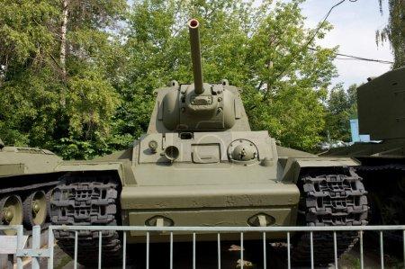 Soviet historical heavy Tank KV1