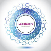 Medical laboratory circle element set No 02