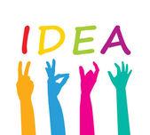 Team with ideas