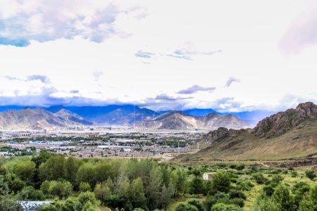 Capital of Tibet