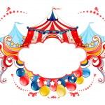 Circus tent frame...
