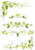 Vineyard design and corners