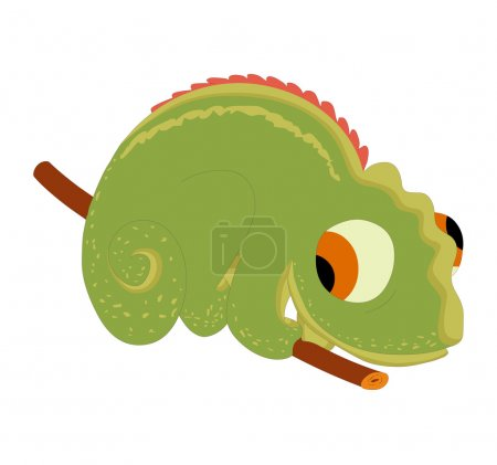 Illustration for Animals illustrations so cute - Royalty Free Image