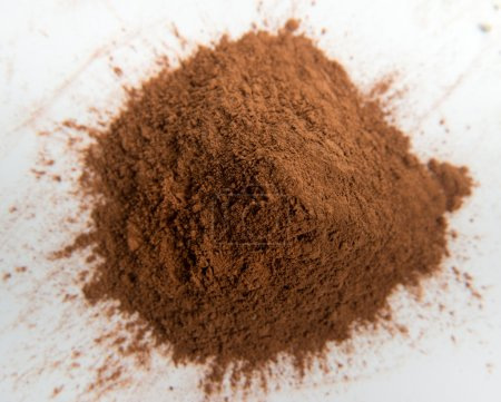 Photo for Red Mud Powder for Homemade Cleansing Facial Mask - Royalty Free Image