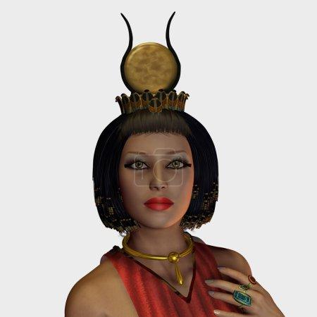 Egyptian Woman Crown