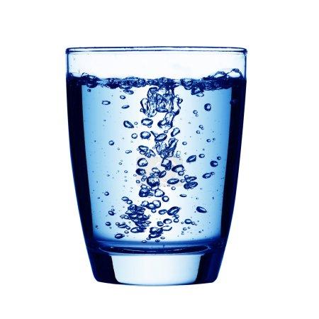 Photo pour Verre d'eau - image libre de droit