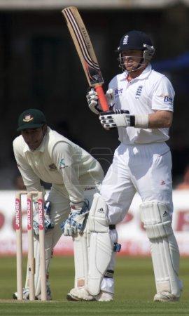 Cricket. England vs Bangladesh 1st test day 1. Ian Bell