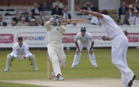 Cricket. England vs Bangladesh 1st test day 2. Tamim Iqbal