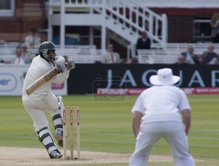 Cricket. England vs Bangladesh 1st test day 3. Tamim Iqbal, Johnathon Trott
