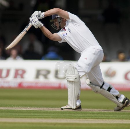 Cricket. England vs Bangladesh 1st test day 1. Johnathon Trott