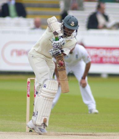 Cricket. England vs Bangladesh 1st test day 3. Shakib Al Hasan