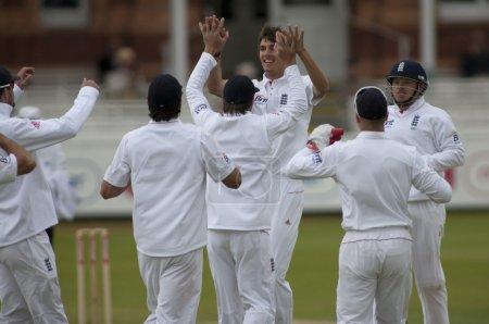Cricket. England vs Bangladesh 1st test day 3