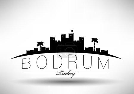 Modern Bodrum Skyline Design