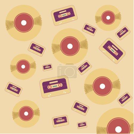 vinyl and cassette