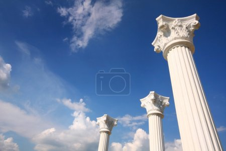 Photo for Columns - Royalty Free Image
