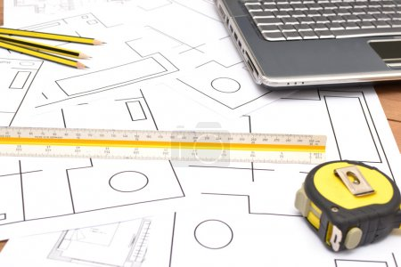 Tools for construction drawings