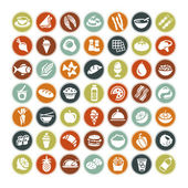 49 different food icons