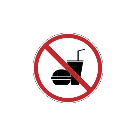 No food...