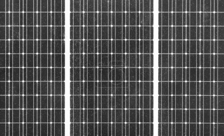 Photovoltaic Panel - Detail for Background
